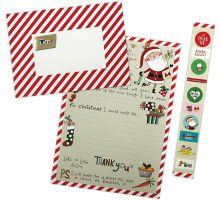 Letter to Santa Kit (12 1/4 x 7 1/4)