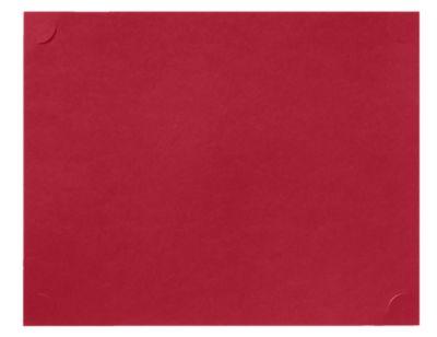 9 1/2 x 12 Single Certificate Holders Garnet