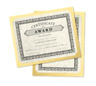 9 1/2 x 12 Single Certificate Holders