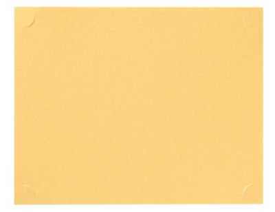 9 1/2 x 12 Single Certificate Holders Gold Metallic