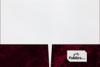 9 x 12 Presentation Folders - Standard Two Pocket Rosewood Marble