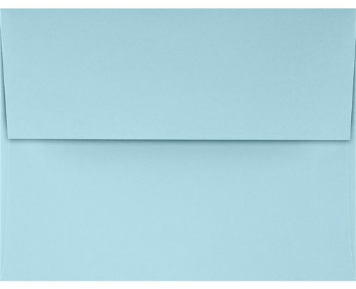 A2 Invitation Envelopes (4 3/8 x 5 3/4) Pastel Blue