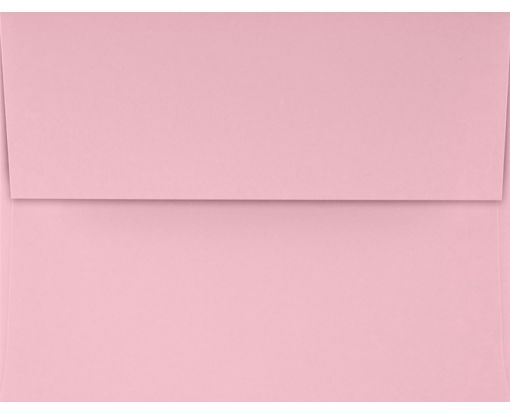 A2 Invitation Envelopes (4 3/8 x 5 3/4) Pastel Pink