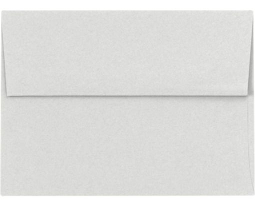 A6 Invitation Envelopes (4 3/4 x 6 1/2) Pastel Gray