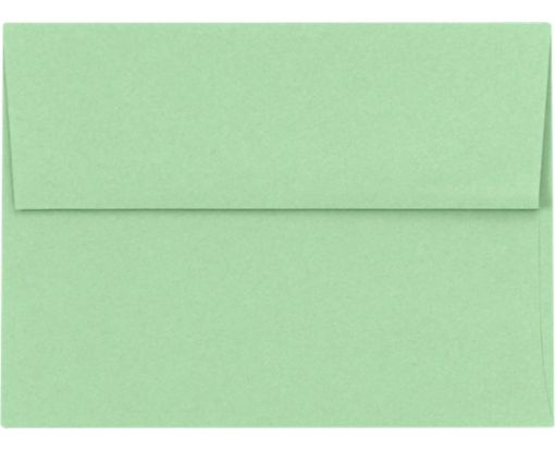 A6 Invitation Envelopes (4 3/4 x 6 1/2) Pastel Green