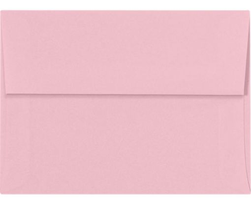 A6 Invitation Envelopes (4 3/4 x 6 1/2) Pastel Pink