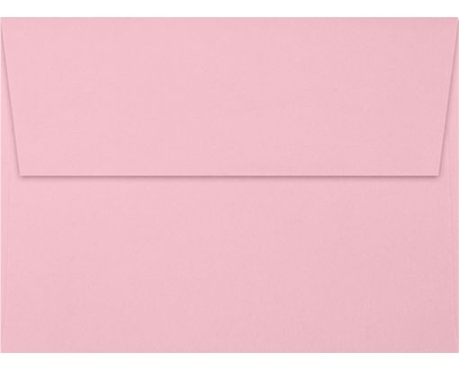 A7 Invitation Envelopes (5 1/4 x 7 1/4) Pastel Pink