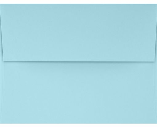 A4 Invitation Envelopes (4 1/4 x 6 1/4) Pastel Blue