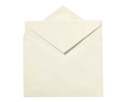 5 1/4 x 7 1/2 Inner Envelopes (No Glue) Natural