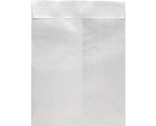 9 x 12 Open End Envelopes Stainless Steel
