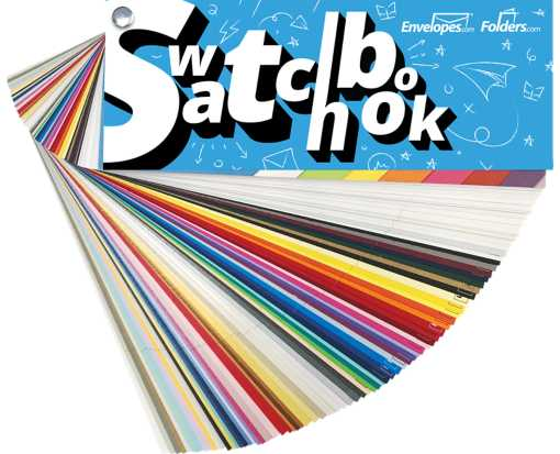 SwatchBook Premium Envelopes & Paper