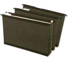 Legal Size Pendaflex SureHook Reinforced Extra Capacity Hanging Pockets (Pack of 4)