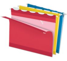 Letter Size Ready Tab (1/5 Tab) Hanging File (Pack of 20)