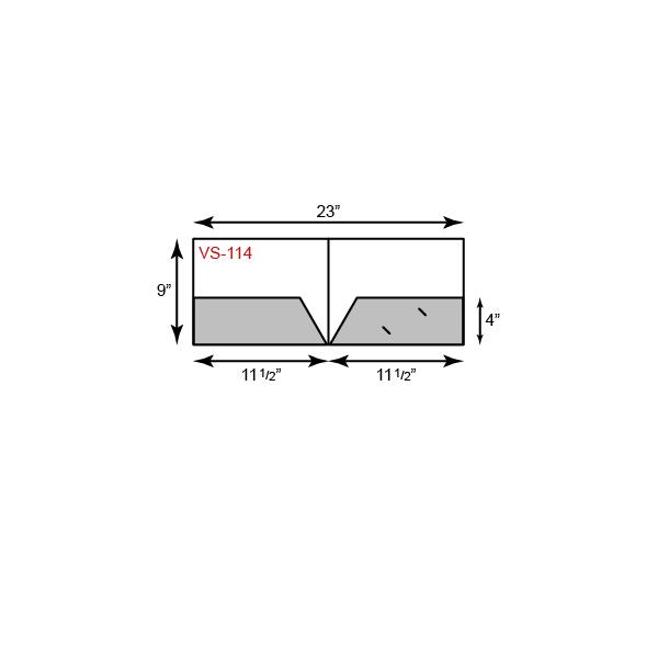 9 x 11 3/4 Presentation Folders - Landscape Orientation