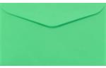 #6 1/4 Regular Envelopes Bright Green