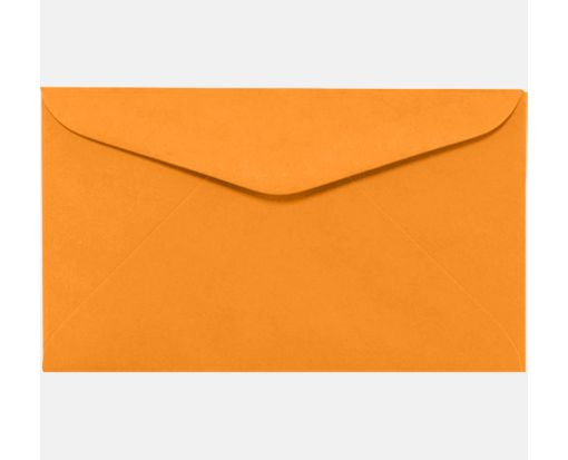 #6 1/4 Regular Envelopes (3 1/2 x 6) Electric Orange