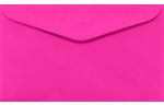 #6 1/4 Regular Envelopes Bright Fuchsia