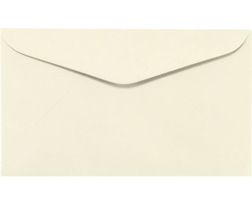 #6 1/4 Regular Envelopes (3 1/2 x 6) Cream
