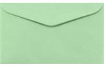 #6 1/4 Regular Envelopes Pastel Green