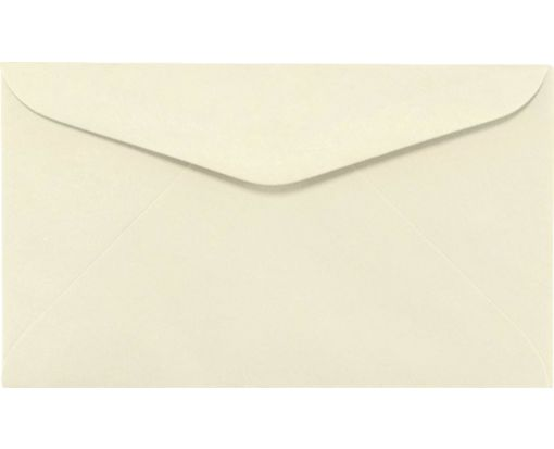 #6 1/4 Regular Envelopes (3 1/2 x 6) Ivory