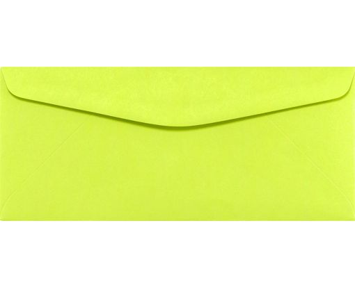 #9 Regular Envelopes (3 7/8 x 8 7/8) Electric Green