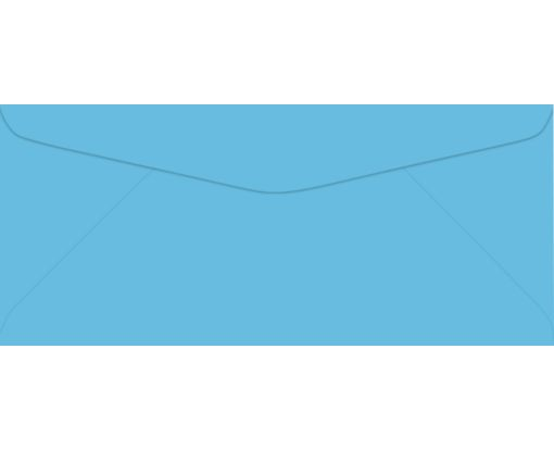 #9 Regular Envelopes (3 7/8 x 8 7/8) Bright Blue