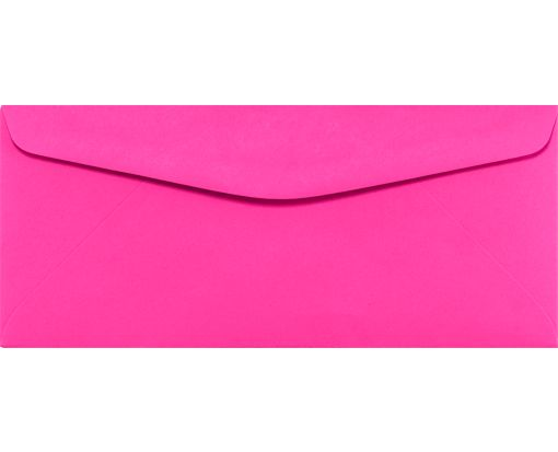 #9 Regular Envelopes (3 7/8 x 8 7/8) Bright Fuchsia