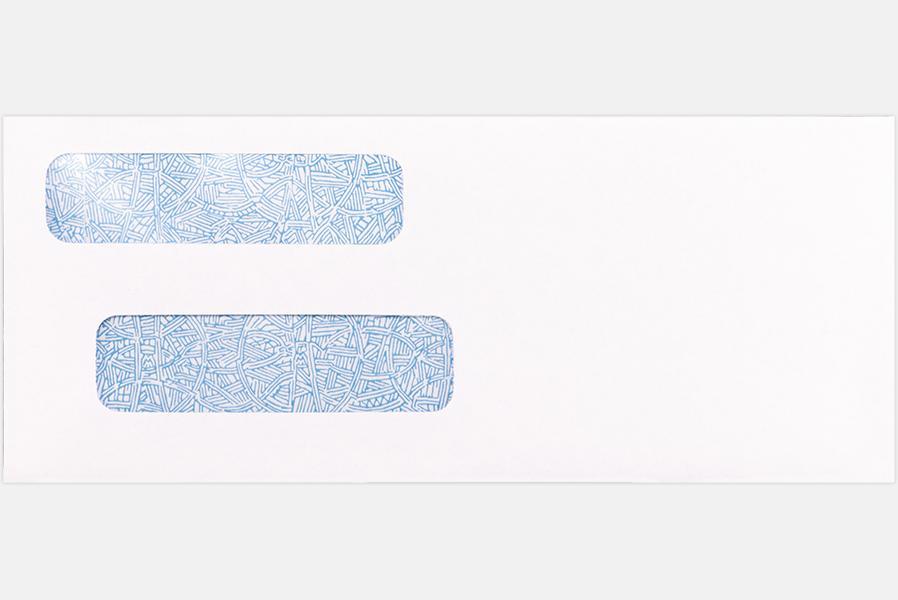 Great Standard Window Envelope Template Images C Window Envelope - Double window envelope template