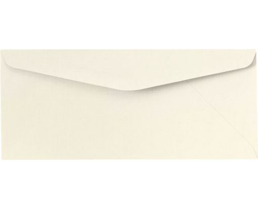#10 Regular Envelopes (4 1/8 x 9 1/2) 24lb. Natural Linen