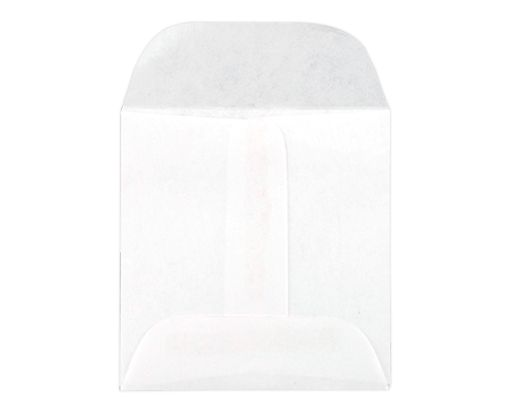 Lens Envelope (2 1/4 x 2 1/4) 20lb. White
