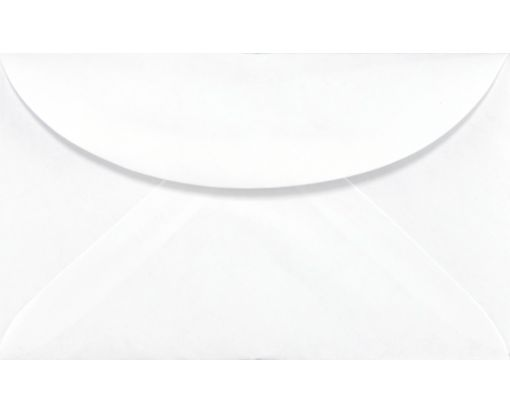 Pay Envelope (2 1/2 x 4 1/4) 20lb. White