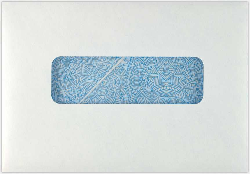 24lb white w security tint b 4 1 2 x 6 1 2 envelopes single