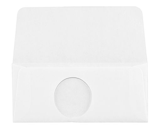 Currency Envelope Window (2 3/4 x 6 5/16) 24lb. White