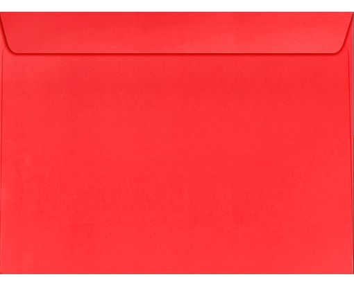 6 x 9 Booklet Envelopes Electric Coral