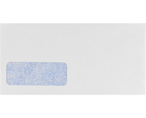 W-2 / 1099 Form Envelopes #5 (3 13/16 x 7 13/16) 24lb. White w/ Sec Tint