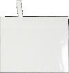 6 x 9 Kwik-Tak Poly Booklet Clear
