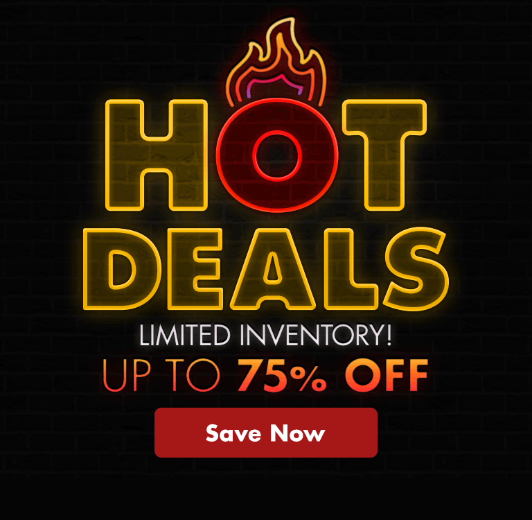 Hot Deals - Limited Inventory - Up to 75% OFF! | Envelopes.com