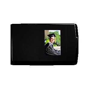 Fold-Over Ease 4x6 Photo Holder Frame