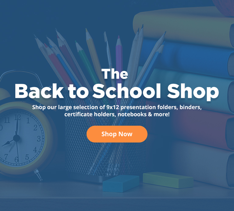 The Back To School Shop | Folders.com