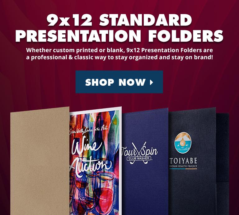 Custom Presentation Folders | Folders.com