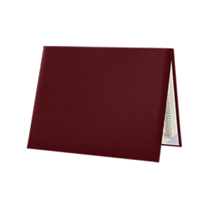 Padded Diploma Cover 8 1/2 x 14 - Landscape