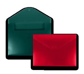 Poly Envelope w/ Half Moon Closure | Envelopes.com