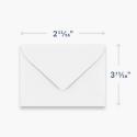 17 Mini Envelopes | Shop By Size | Envelopes.com
