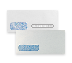 W-2/1099 Window Envelopes   Envelopes.com