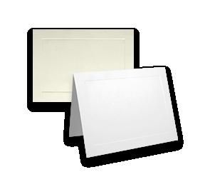 Embossed Folded Cards | Envelopes.com