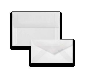Translucent Envelopes | Envelopes.com