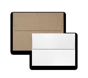 Woodgrain Envelopes | Envelopes.com