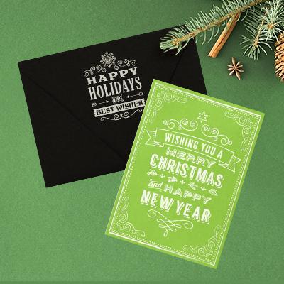 White Ink Printing | Envelopes.com